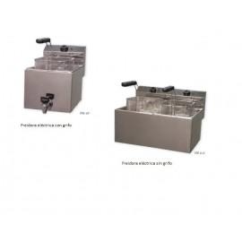 Freidora eléctrica marca MAINHO modelo FRE