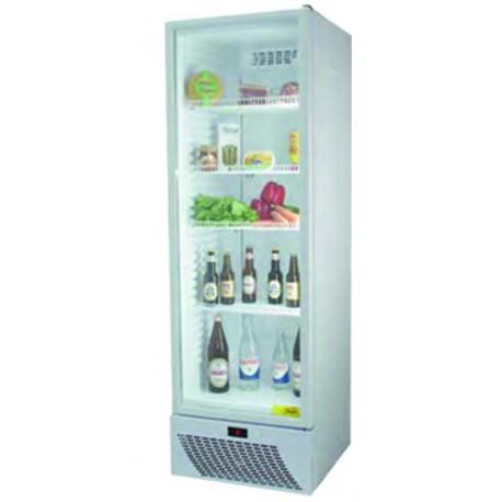 Armario refrigerado puerta de cristal