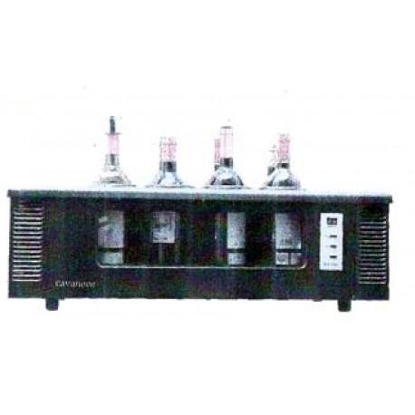 Armario de vino 8 botellas verticales