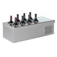 Armario de vino 8 botellas refrigerado