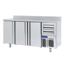 Frente mostrador refrigerado INFRICO modelo FMPP