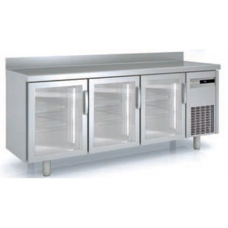Mesa fría refrigeración marca CORECO modelo MRSV