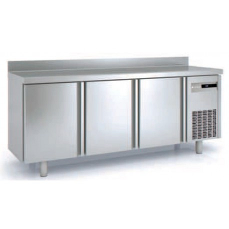 Mesa fría refrigeración marca CORECO modelo MRS