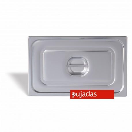 Tapa inox 18/10 para cubeta gastronorm