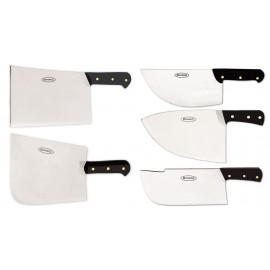 Lote de cuchillos para carniceros