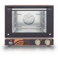 Horno de panadería marca FM modelo RX203