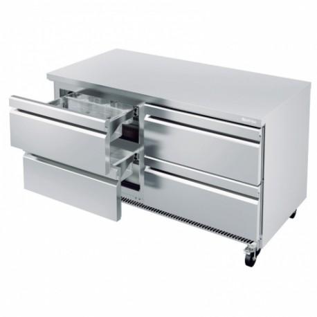 Mesa refrigerada UC 60 4D