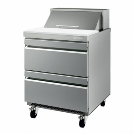 Mesa refrigerada UC 27P 2D