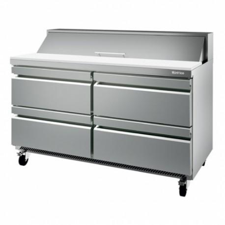 Mesa refrigerada UC 48P 4D
