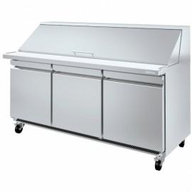 Mesa refrigerada UC 72 PMT
