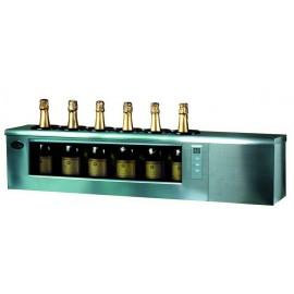 Enfriador de vino para 6 botellas EVC6