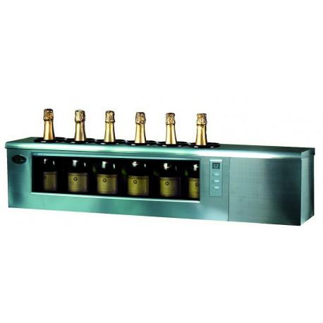Enfriador de 6 botellas EVC6